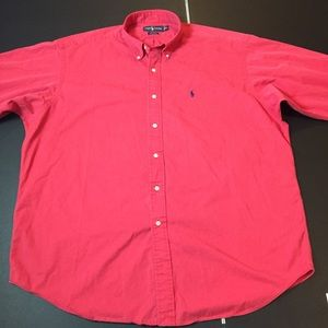 RALPH LAUREN Blake Longsleeve Button Down XL
